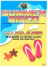 SUMMER DISCO - DJ MAJLPID
